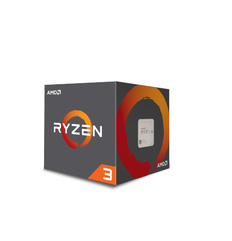AMD Ryzen 3 1300x Wraith Stealth Edition (3.1 GHz)