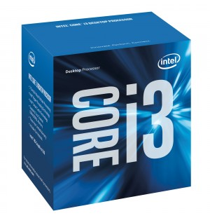 Intel Core i3-6100 3,7 GHz