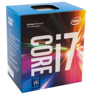 Intel Core i7-7700 3,6 Ghz