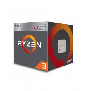 AMD Ryzen 3 2200G Wraith Stealth Edition (3.5 GHz)
