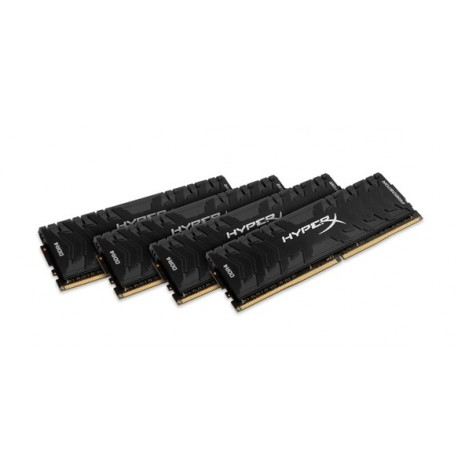 KINGSTON HyperX Predator 32Go (4 x 8Go) DDR4 2400MHz XMP CL12