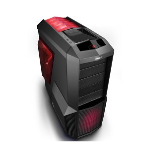ZALMAN Z11 PLUS HF1 (rouge)