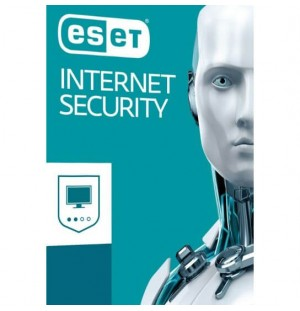 ESET Internet Security 2018 (1 an - 1 PC) OEM