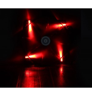 BITFENIX Spectre 200mm LED (Rouge)