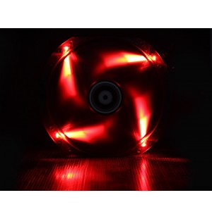 BITFENIX Spectre 230mm LED (Rouge)