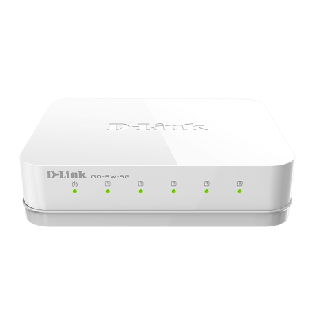 Switch D-Link 5 ports (GO-SW-5G/E)