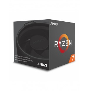 AMD Ryzen 7 2700 Wraith Spire LED Edition (3,2 GHz)