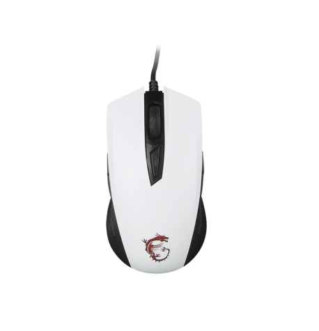 MSI Clutch GM40 Blanc GAMING
