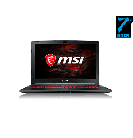 "MSI GS73 7RE-008XFR Stealth Pro (17.3"") (sans OS) (Noir)"
