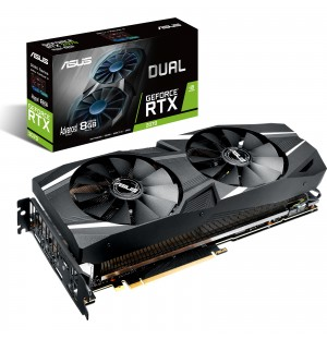 ASUS DUAL GeForce® RTX2070 A8G