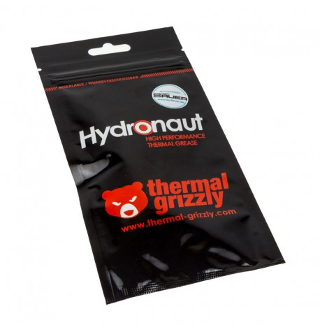 THERMAL GRIZZLY HYDRONAUT (1g) pâte thermique