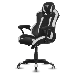 Spirit of Gamer Racing (Noir/Blanc)
