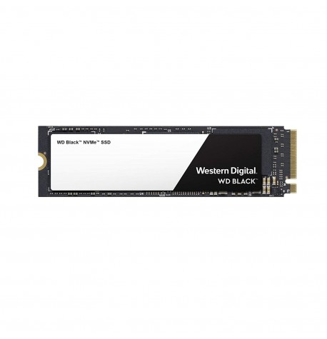 WESTERN DIGITAL WD BLACK SSD M.2 80mm PCIe-500Go