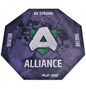 Tapis de sol Gamer FlorPad team Alliance