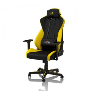 Nitro Concepts S300 Gaming Horizon Orange (Noir/Jaune)