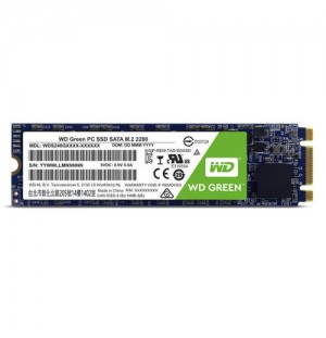 WESTERN DIGITAL GREEN SSD M.2 2280 120 Go