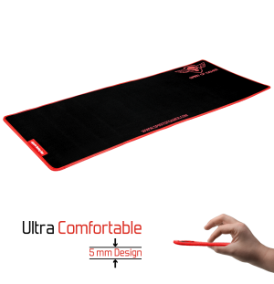 Tapis de souris Spirit of Gamer Mouse PAD Red Victory XXL