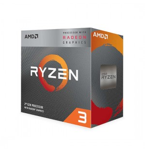 AMD Ryzen 3 3200G Socket AM4 + GPU (3,6 Ghz)