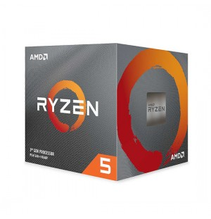 AMD Ryzen 5 3600X Socket AM4 (3,8 Ghz)