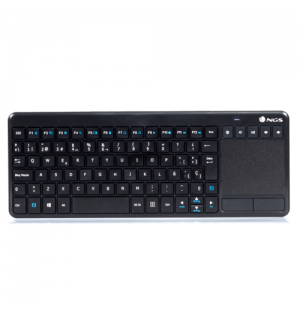 Clavier sans fil NGS TV Warrior (Noir)