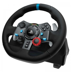 Kit Volant + Pédalier Logitech G29 Driving Force PC/PS3/PS4
