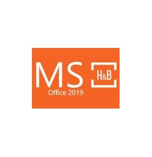 Microsoft Office 2019 Famille et Buisness- PC/Windows 10