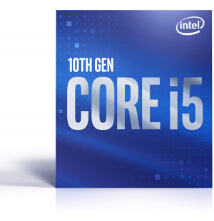 Intel Core i5-10600 Comet Lake (3,3Ghz)