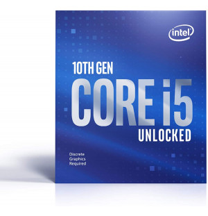 Intel Core i5-10600KF Comet Lake (4,1Ghz)