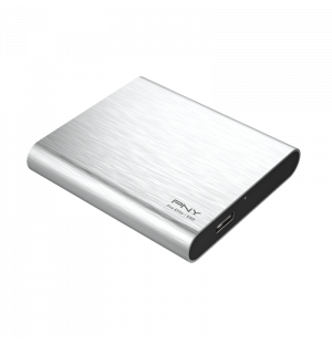 PNY Elite 1To (960Go) SSD USB 3.1 (Argent)