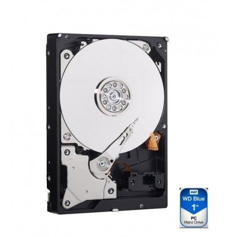 """WD Blue 1To 7200T (3,5"""")"""