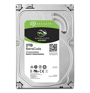 "SEAGATE BarraCuda 2 To 7200T (3,5"")"